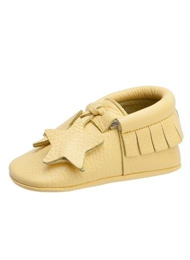 Moots Moots Sarı Yıldızlı Ayakkabı Sarı